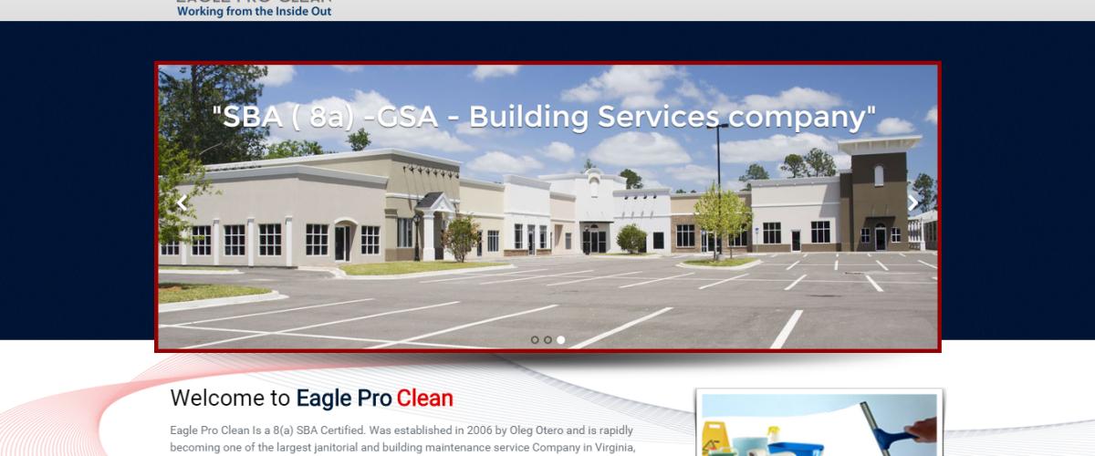 Eagle Pro Clean