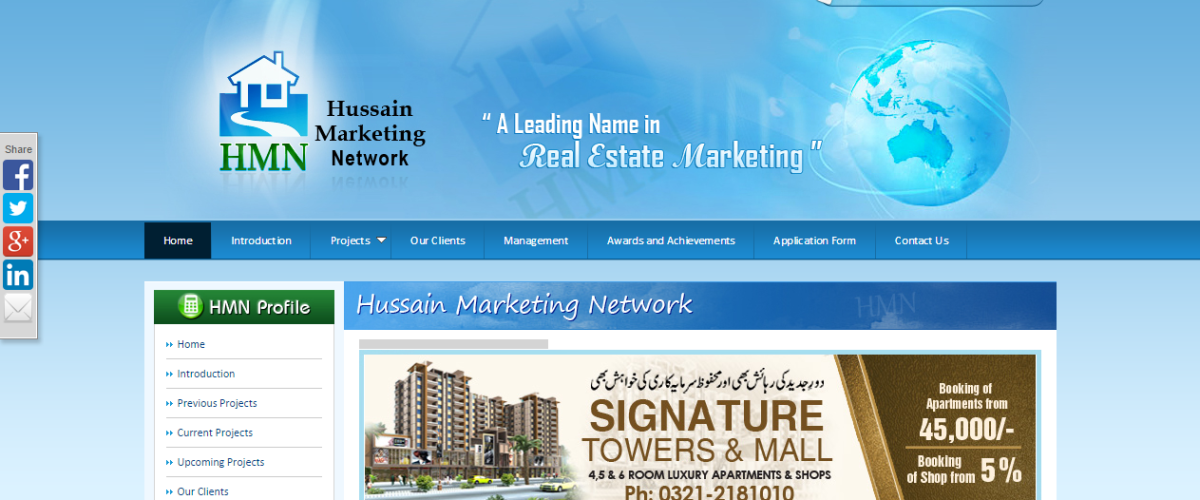 Hussain Marketing Network