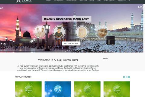 Najia Quran Tutor